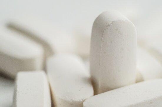medicine, pills, powder, medicine, vitamin
