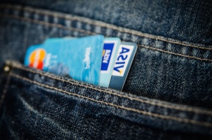 jeans, credit card, textile, economy, business, finance