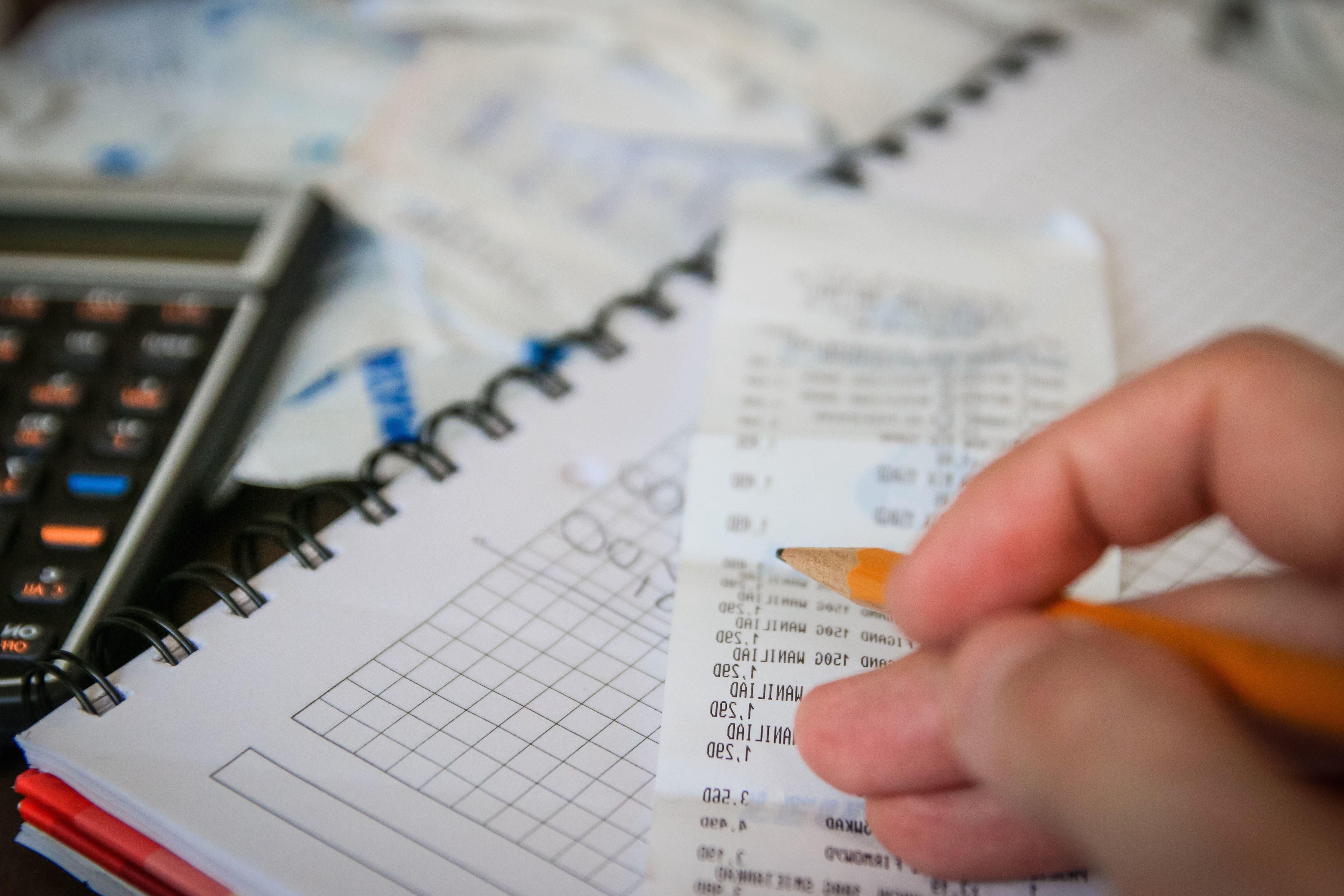 Free Picture Account Calculator Economy Finance
