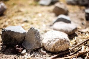 stone, ground, texture