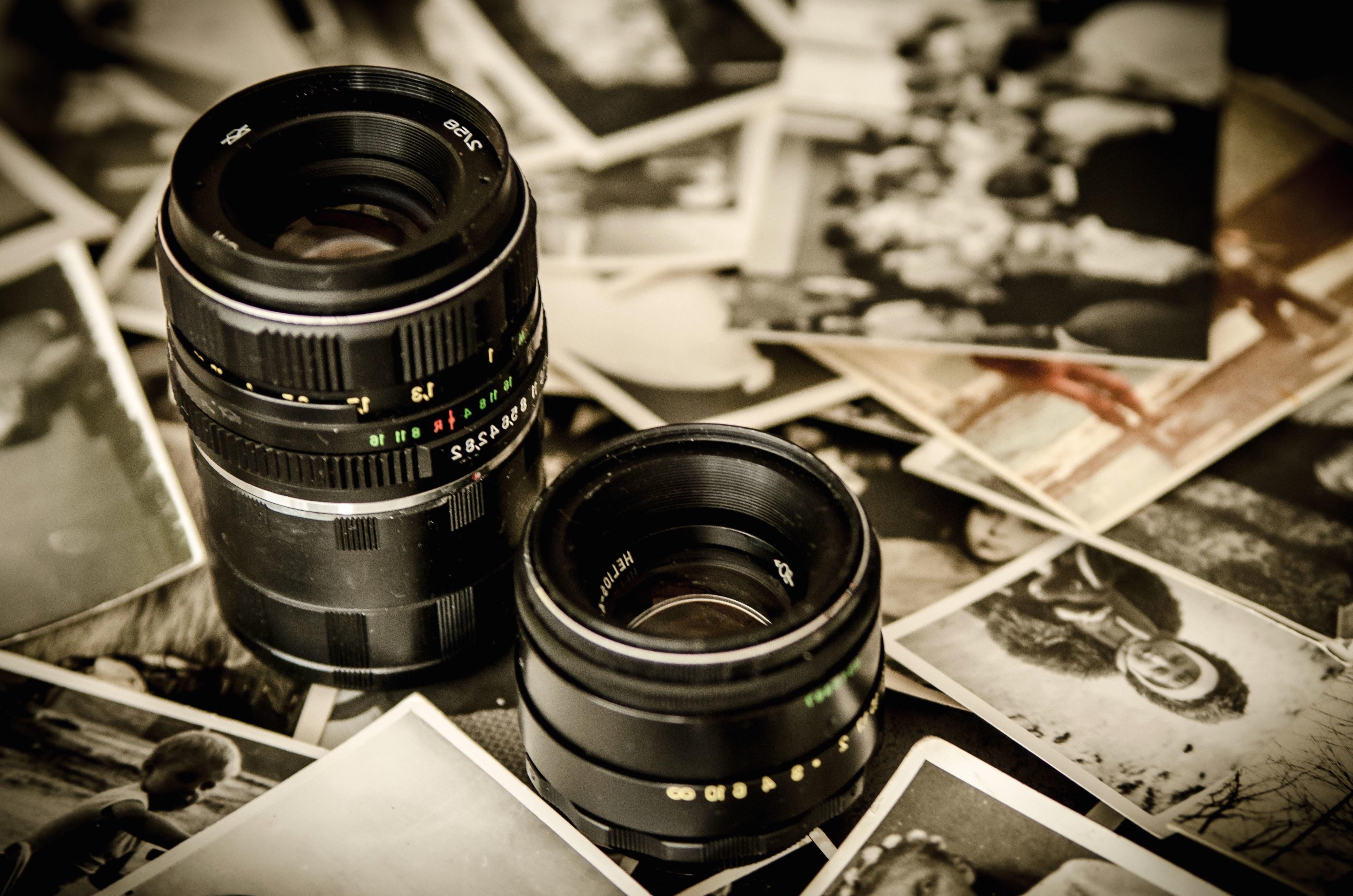 camera equipment lens technology