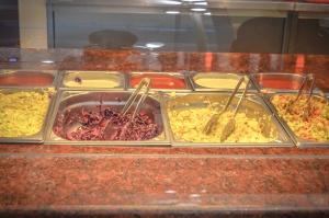 grønnsaker, mat, kosthold, organisk, restaurant, bolle, metall, kjøkken