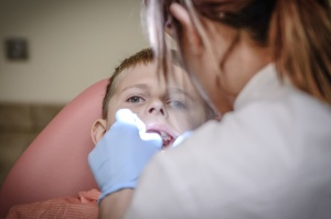 child, dentist, woman, hygiene, medicine, doctor, health