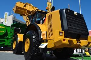 Excavadora, excavadora, hidráulica, máquina, vehículo