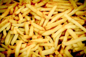 french fries, potato, diet, salt, food