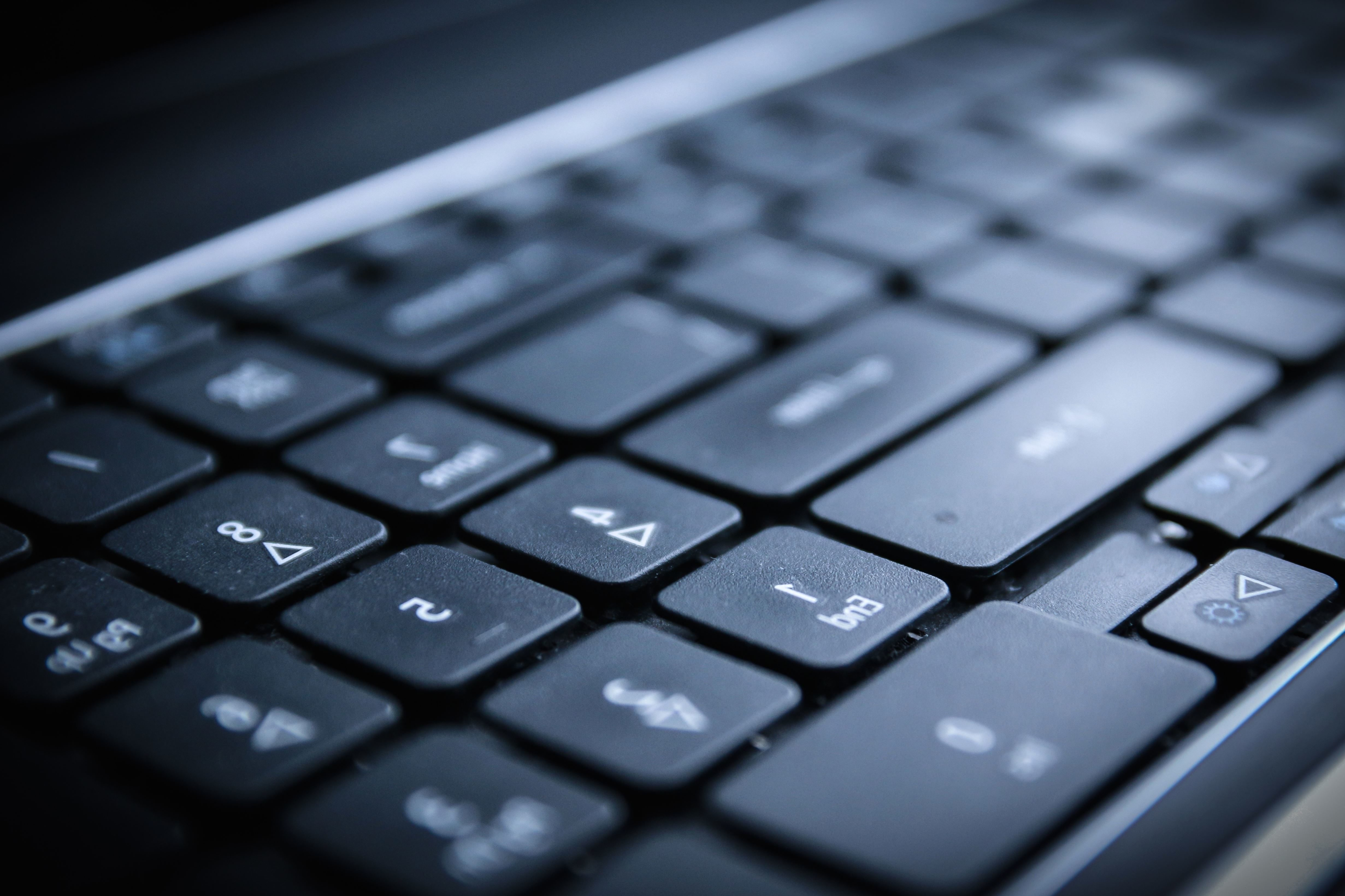 Free picture: computer keyboard, device, computer ...