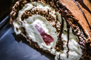 Chocolate, postre, comida, dulce, delicioso, azúcar, pastel, marrón, crema