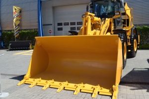 excavator, hydraulics, machine, vehicle, metal