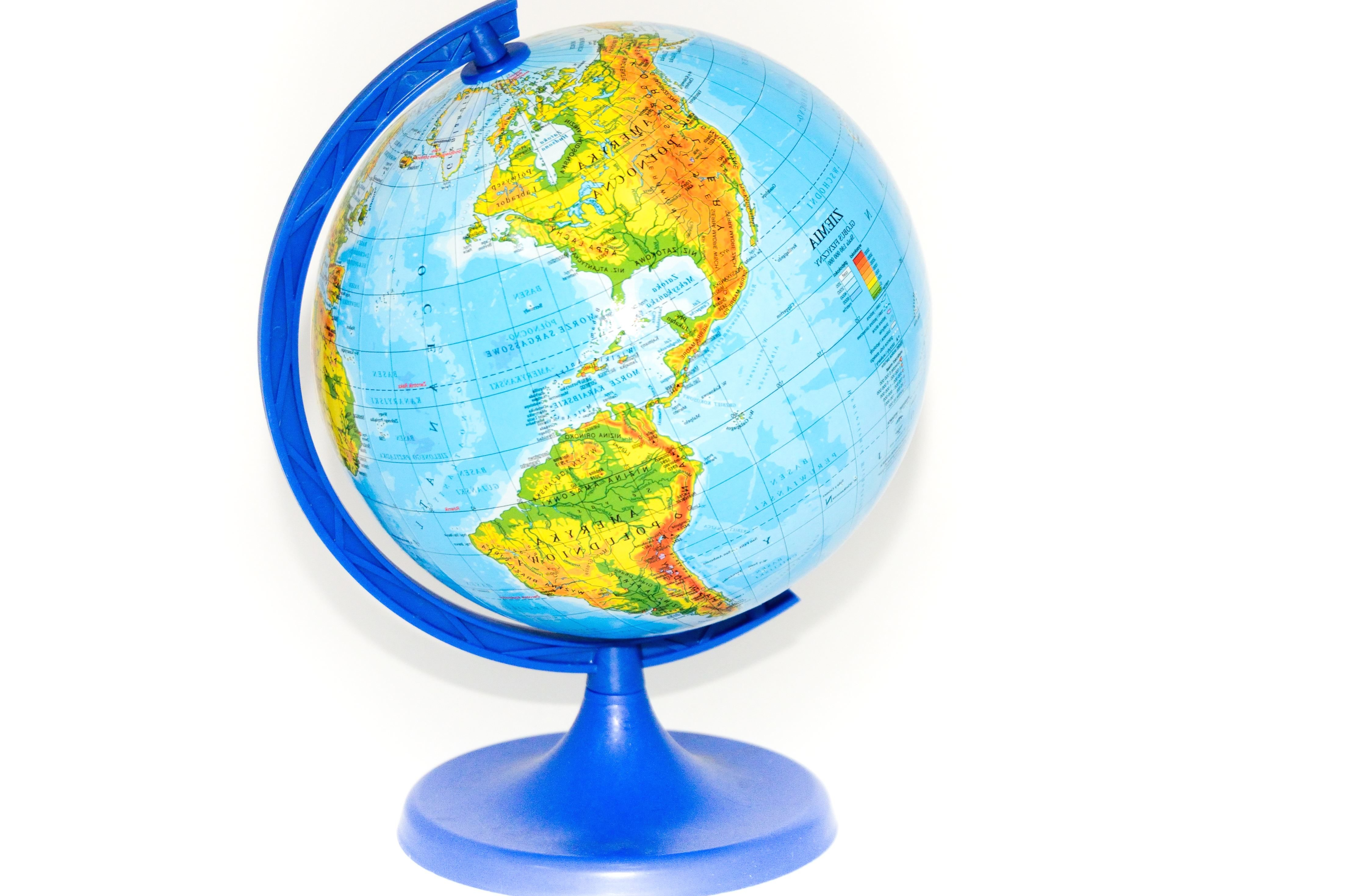 Free Picture Earth World Education Geography Map