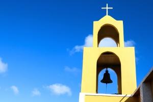 Crkva, zgrada, arhitektura, toranj, religija, stari, putovanja, nebo, grad