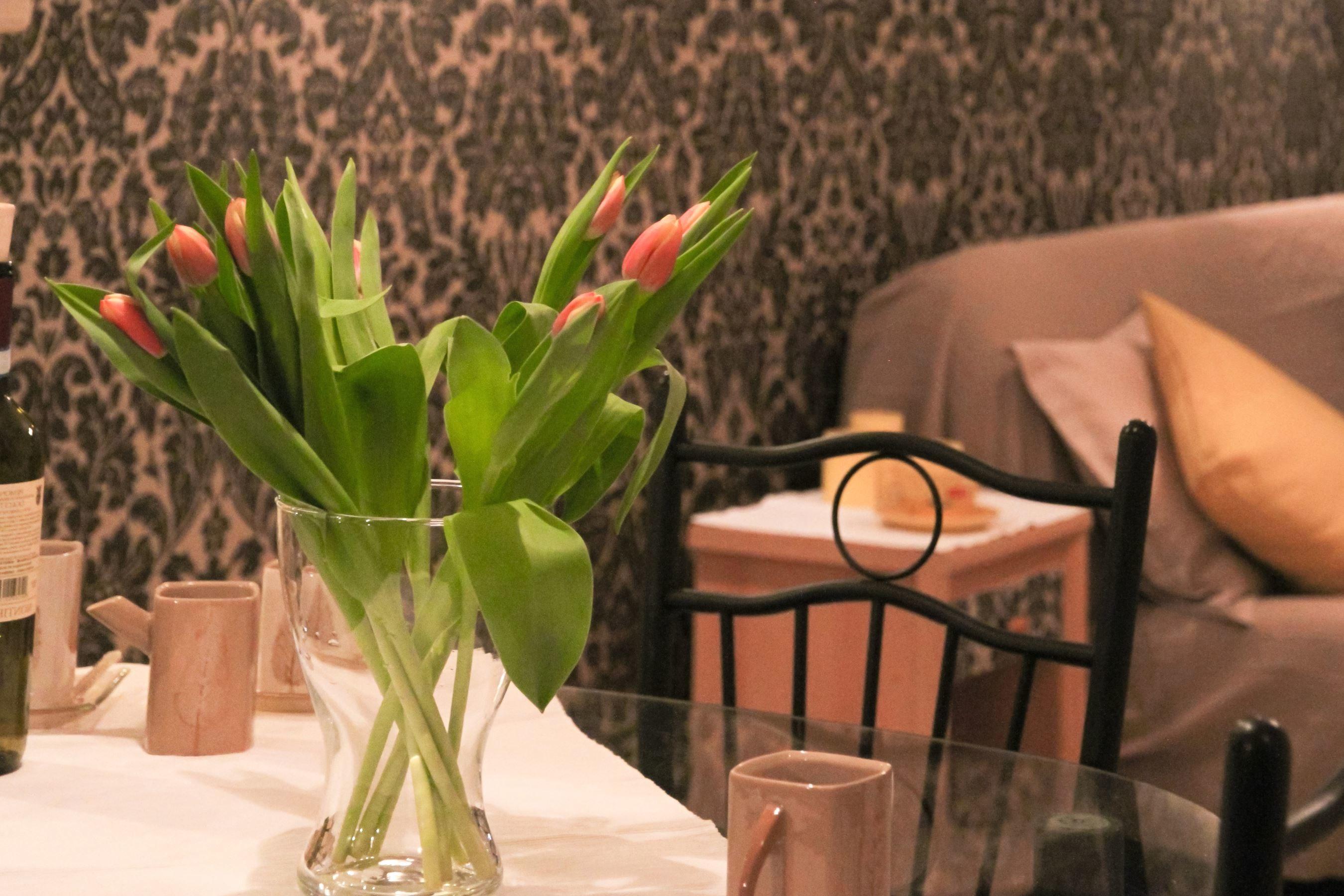 Lampada Fiore Tulipano : Foto gratis: fiore pianta foglia tulipano germoglio tavolo