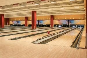 moderne arkitektur, bygge, teknologi, sport, bowling, ball