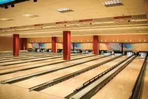 lantai, bowling, kayu, pencahayaan, arsitektur, bangunan