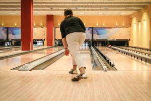 bowling, hall, ball, sport, fun, floor