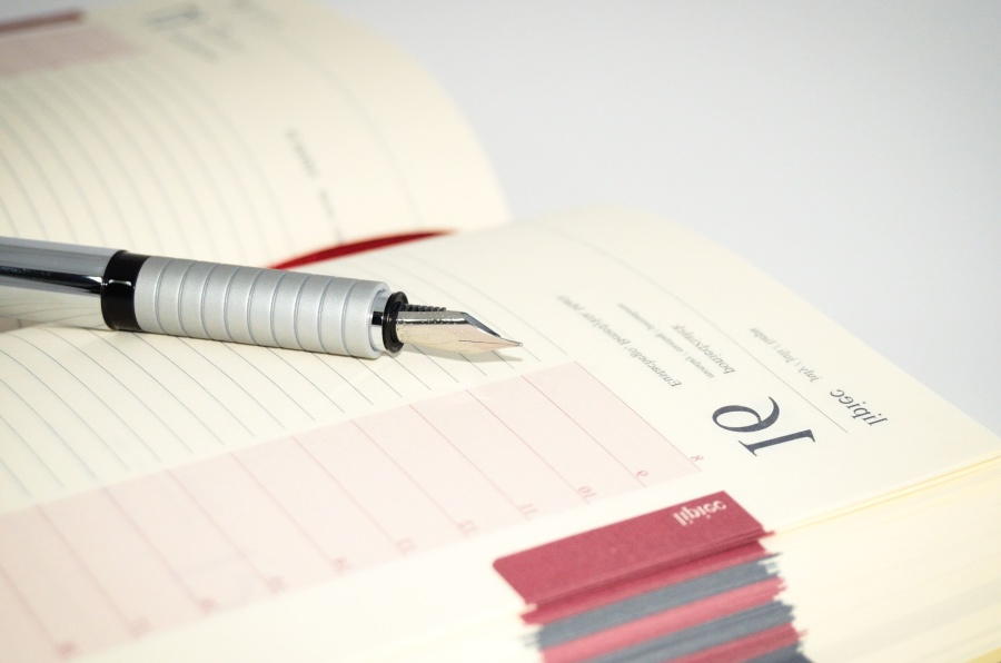 paper, document, business, pen, office, writing, pencil, notebook
