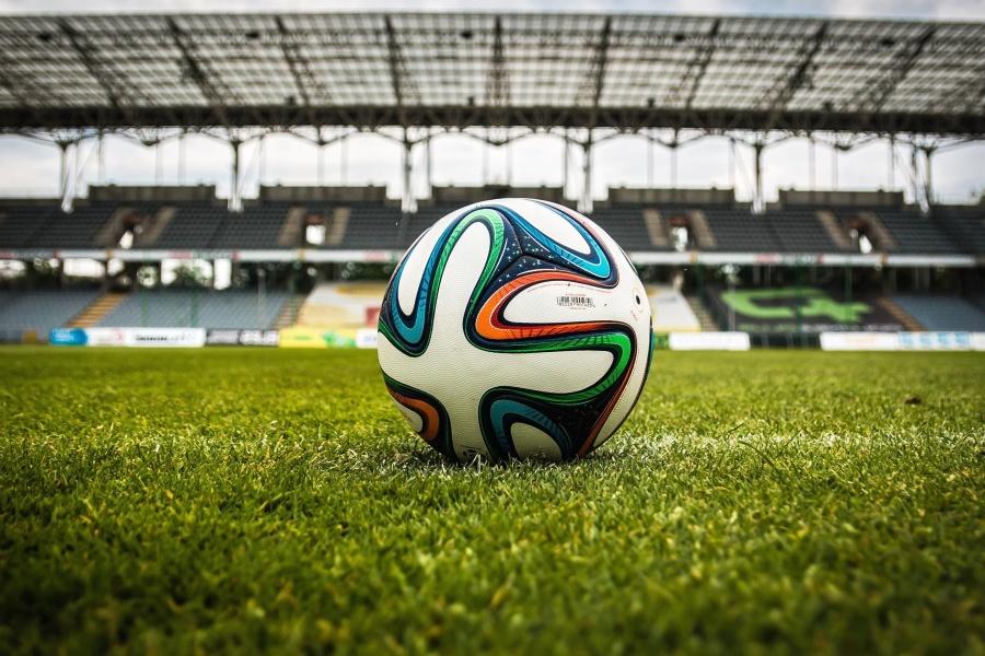 Palla, calcio, squadra, sport, concorrenza, giocatore, campionato, obiettivo, erba, stadio