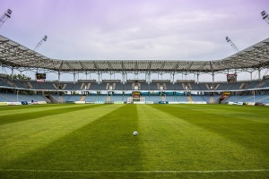 stadium, football, structure, architecture, building, reflector, construction