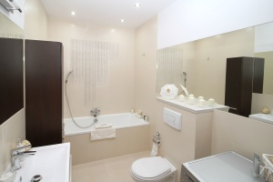 room, bathroom, washbasin, interior, home, furniture, toilet, modern, bathtub