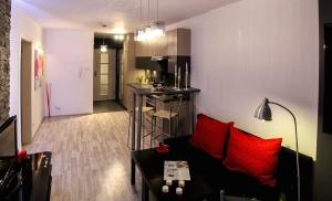 pokoj, interiér, domů, nábytek, byt, stolní, podlahové, moderní