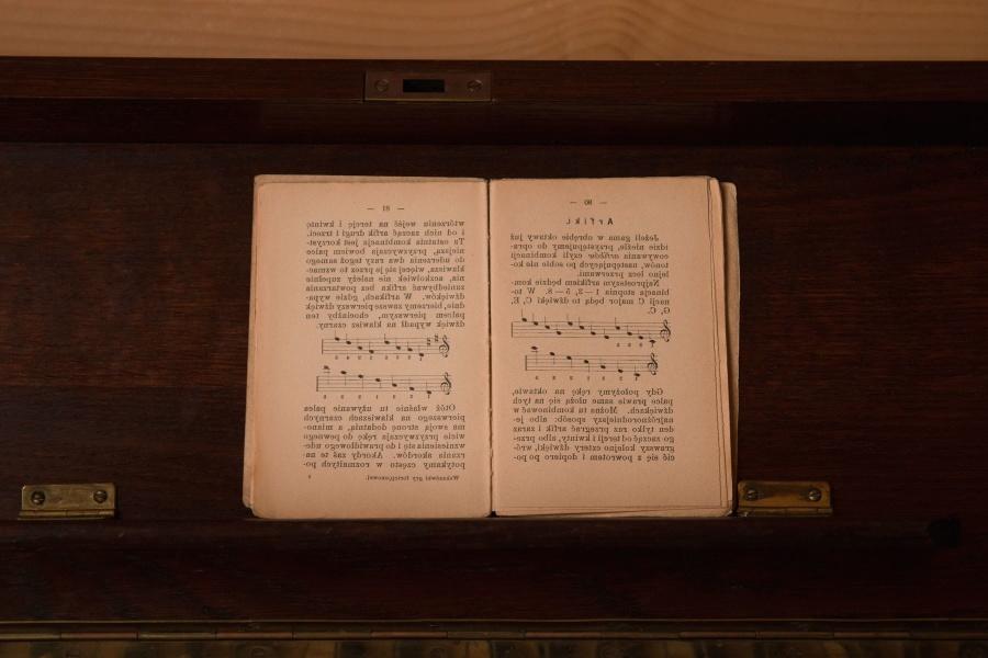 wood, piano, pepper, book, music, art, instrument