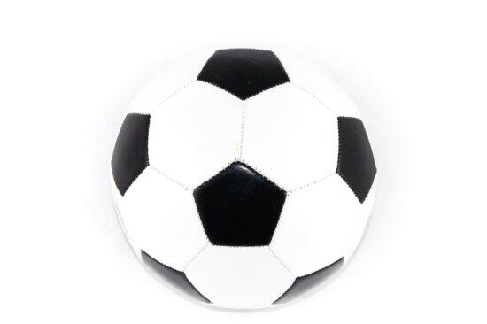 Balle, football, cuir, jeu, sport, équipement