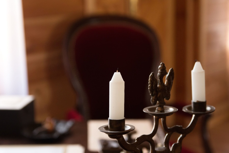 candle, decoration, celebration, light, flame, holiday