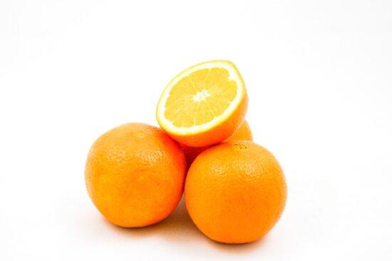 orange fruit, food, vitamin, sweet, juice, fresh, yellow, diet