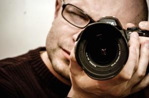 Caméra photo, lentille, équipement, technologie, noir, numérique, focus