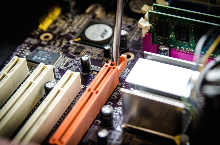 motherboard, electronics, transistor, computer, electronics, technology