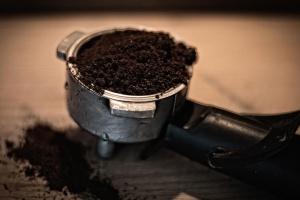coffee, grind, drink, metal, tool