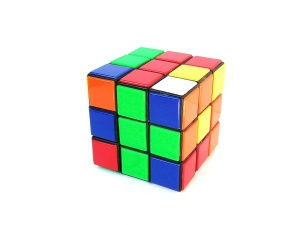 toy, colorful, cube, box, color, game, logic