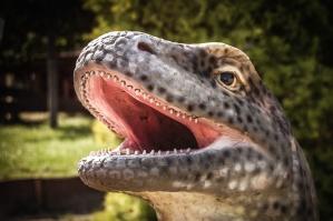 lizard, reptile, animal, dinosaur, toy, plastic