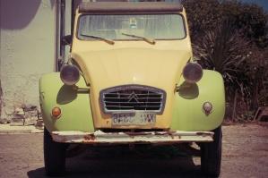 car, oldtimer, metal, transport, rust, vehicle, headlight