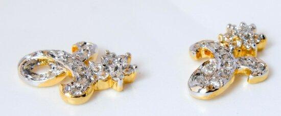gold, metal, jewelry, jewel, decoration