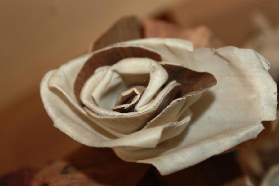 kwiat, Sztuczny kwiat, róża