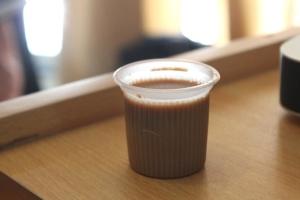 Plastica, tazza, caffè, espresso, bevande, cappuccino, bevanda, cacao