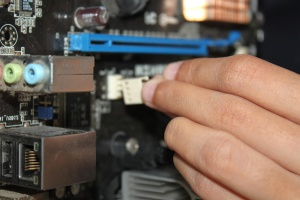 computer, part, motherboard, connection, technology