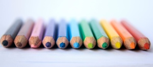 pencil, colors, crayon, drawing, eraser, art, rainbow, colorful, creativity, design