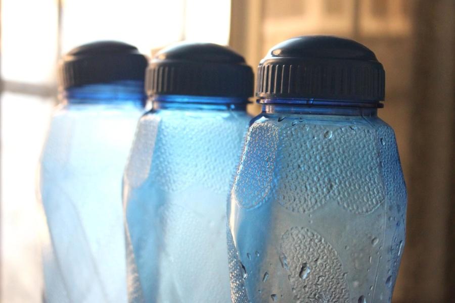 Imagen gratis azul botella agua contenedor gr fico - Contenedor de agua ...