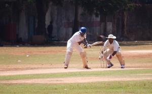 Uomini, gioco, cricket, sport, base