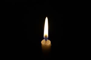 lys, lys, brann, flame, mørk