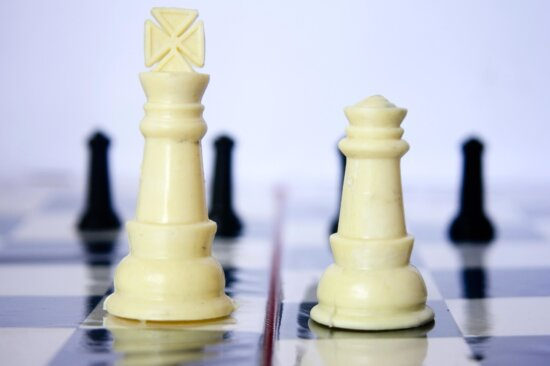 chess, game, plastic, strategy, chess board, object