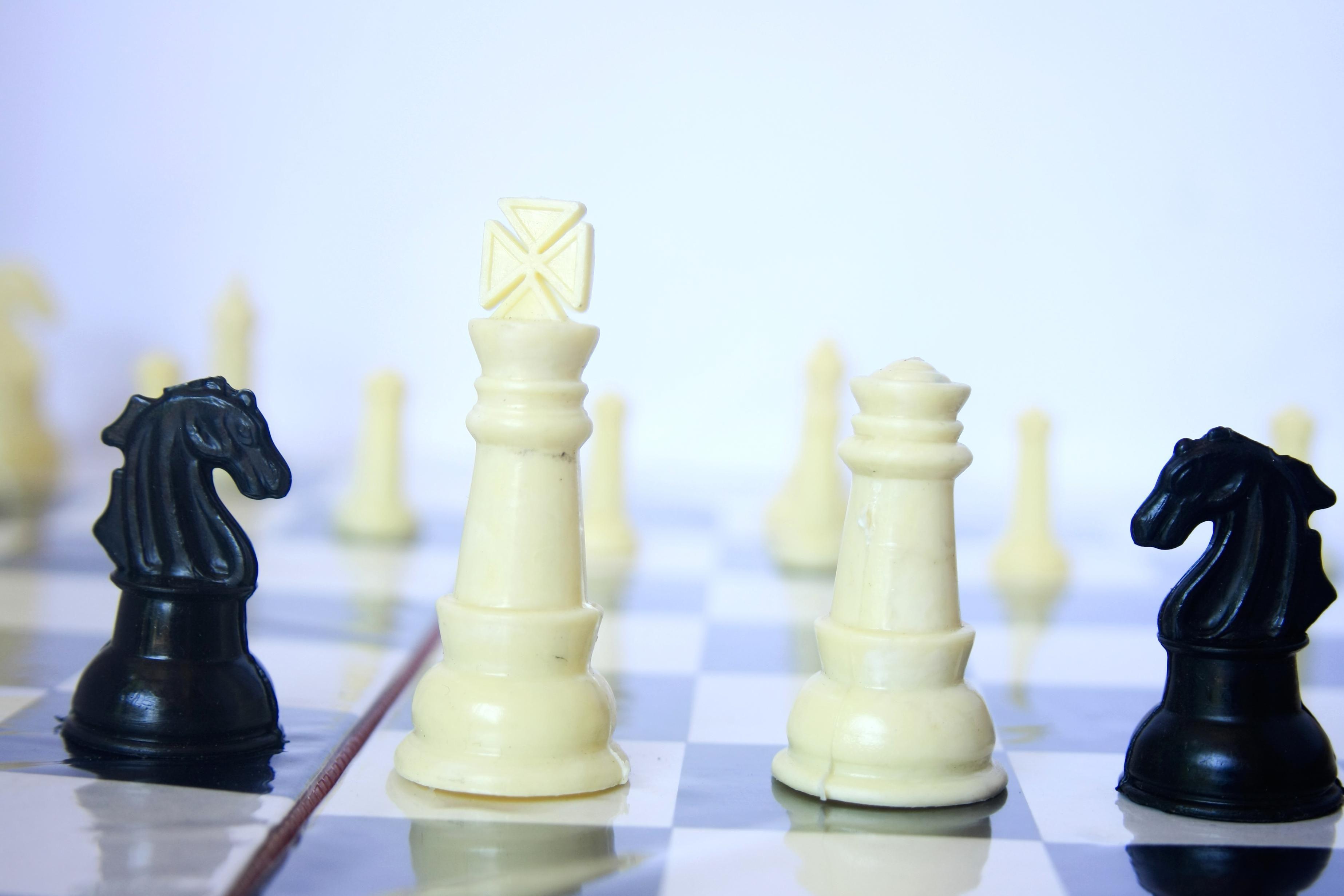 Fabriksnye Gratis billede: skak, spil, skakbræt, sport, succes, strategi IV-35