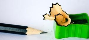 연필, 샤 프, 개체, 플라스틱, 도구, 손 도구