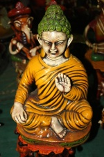 sculpture, Buddhism, figure