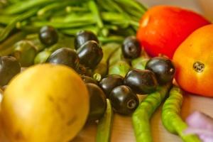 vegetable, food, diet, bell pepper, nutrition, lemon