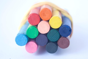 crayon, color, colorful, food, object