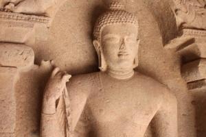 Stone, din, anıt, antik, sanat, Budizm, heykel, heykel