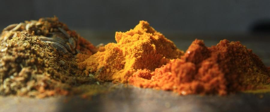 flavor, India, spice, powder