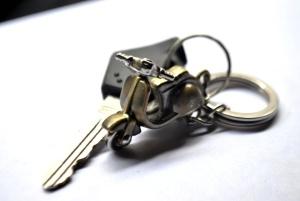 nøkkel, metall, anheng